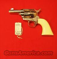 Colt Single Action Army Sheriff Model 45 Long Colt  Colt Single Action Revolvers - 3rd Gen.