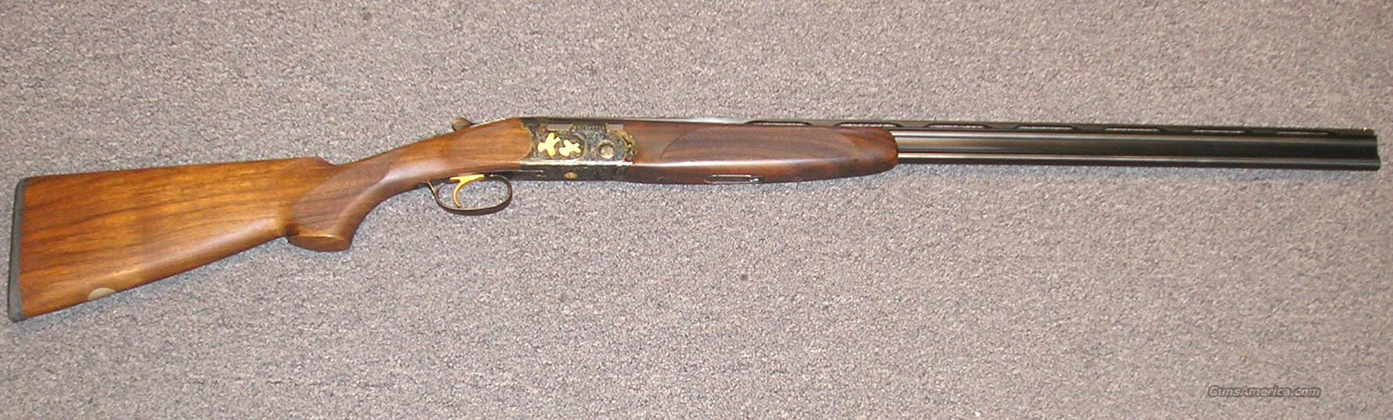 Beretta 687 V * JUST REDUCED*  Guns > Shotguns > Beretta Shotguns > O/U > Hunting