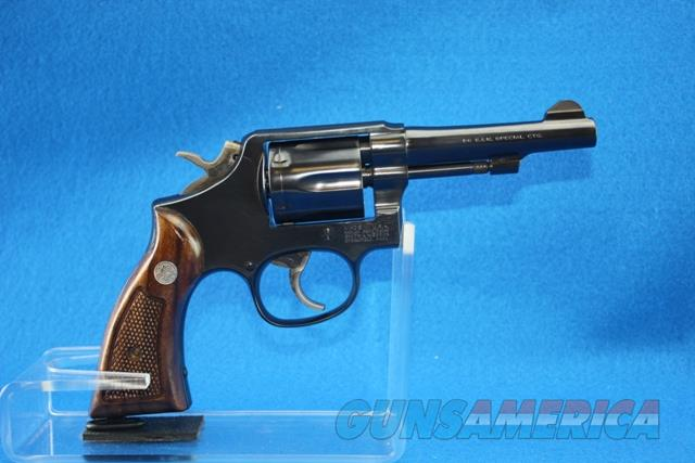 Smith & Wesson Model 10-9 Hong Kong Police  Guns > Pistols > Smith & Wesson Revolvers > Model 10