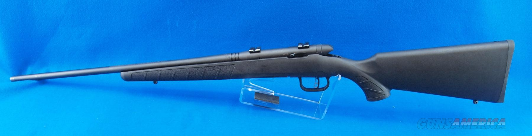 Savage Arms B Mag .17 WSM Bolt-Action Rimfire Rifle  Guns > Rifles > Savage Rifles > Accutrigger Models > Sporting