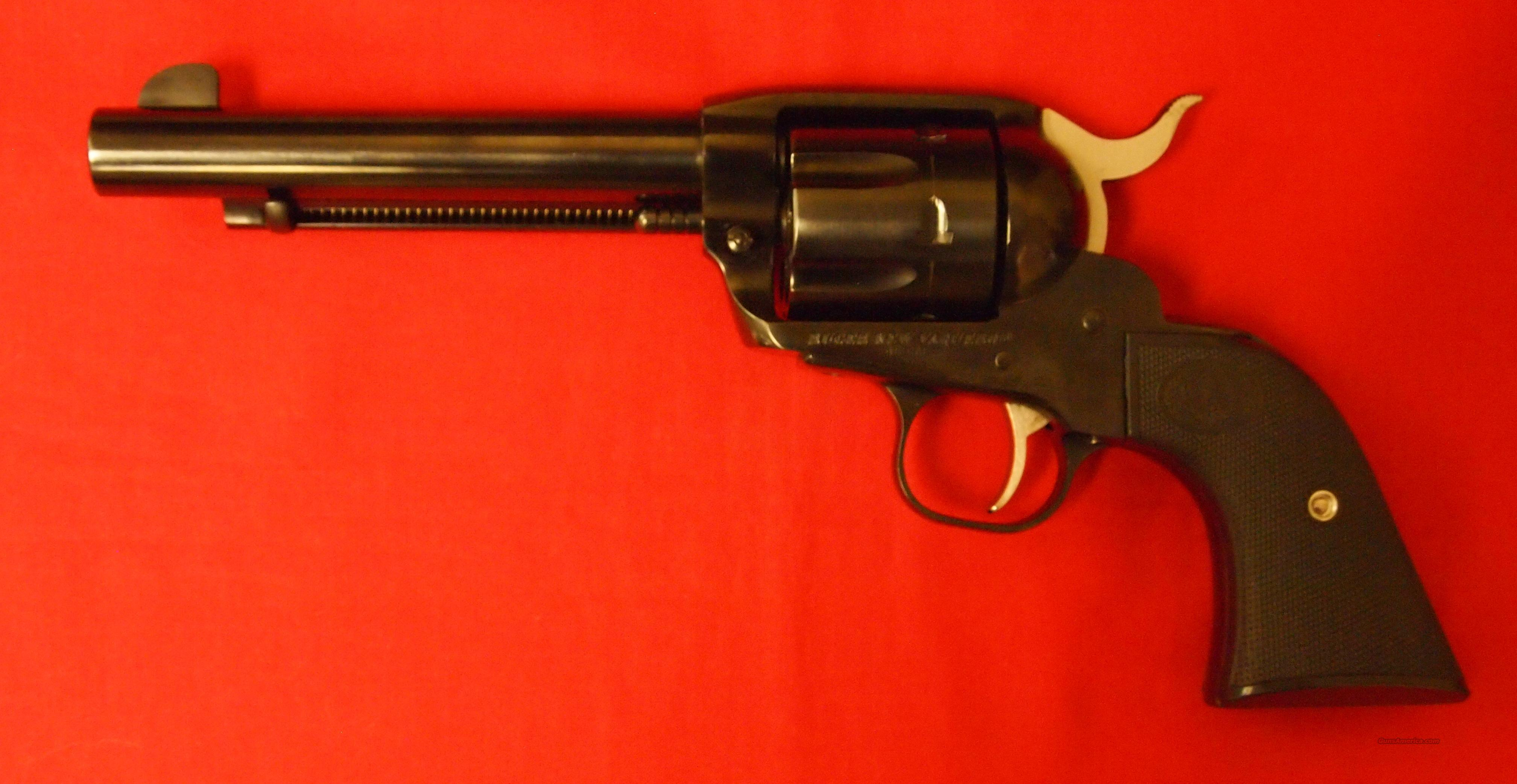Ruger New Vaquero .45Colt NV455  Guns > Pistols > Ruger Single Action Revolvers > Single Six Type