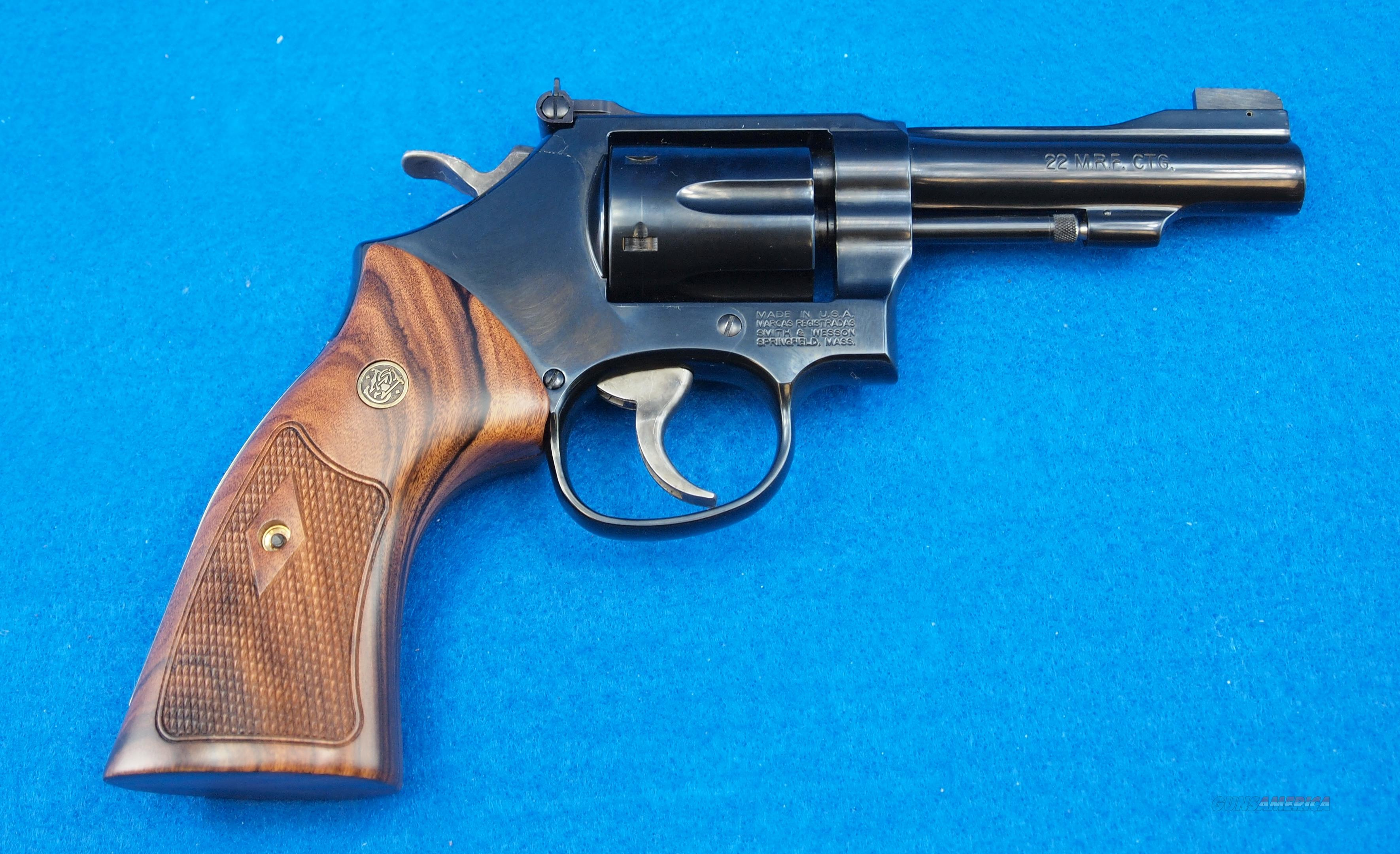 Smith & Wesson Model 48 Classic .22 Mag for sale