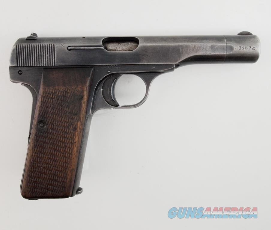 FN 1922, Waa 140 Inspecter, .32 ACP  Guns > Pistols > FNH - Fabrique Nationale (FN) Pistols > Pre-War