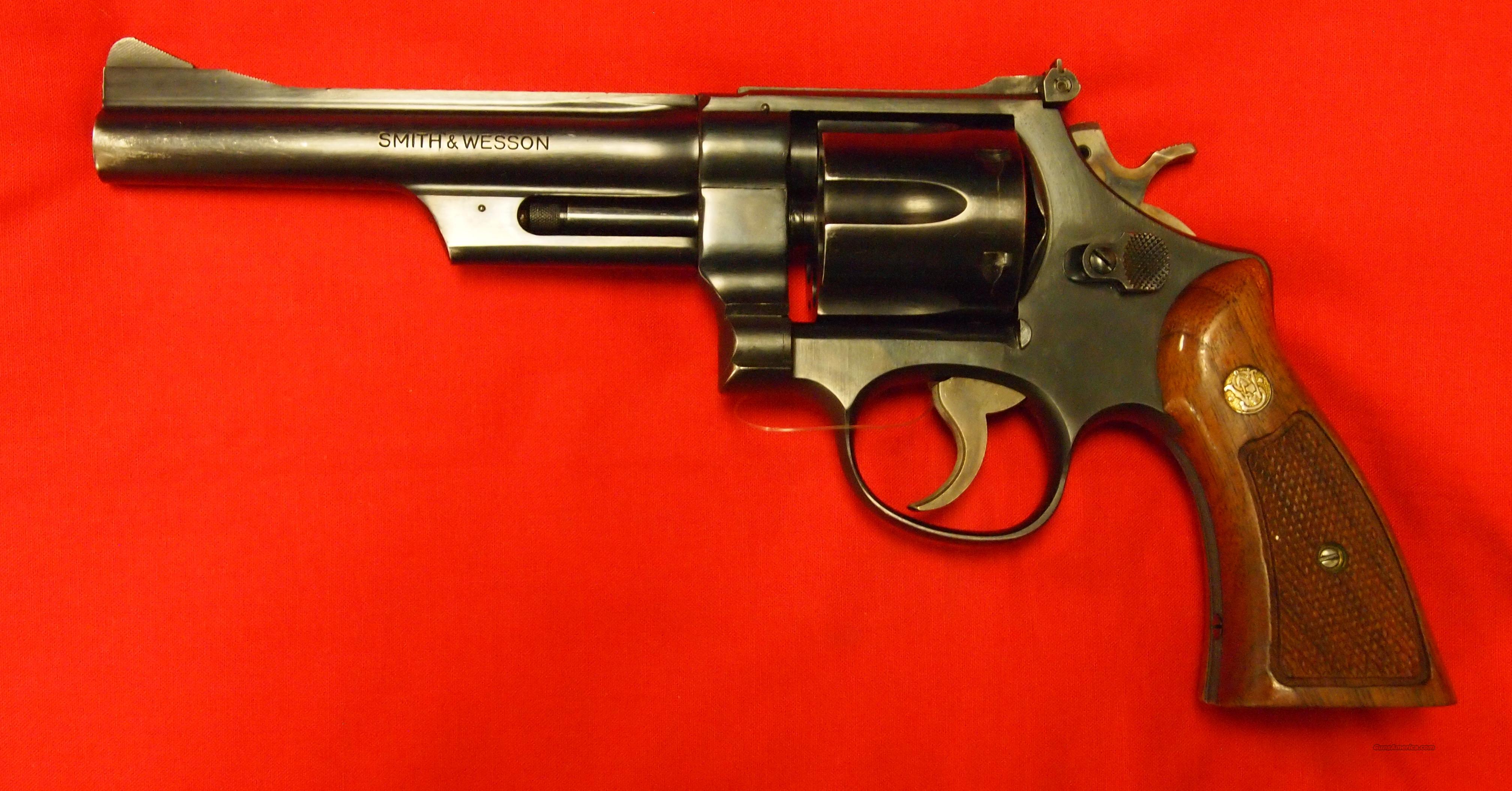 Smith & Wesson M- 28 357 MAG  Guns > Pistols > Smith & Wesson Revolvers > Full Frame Revolver