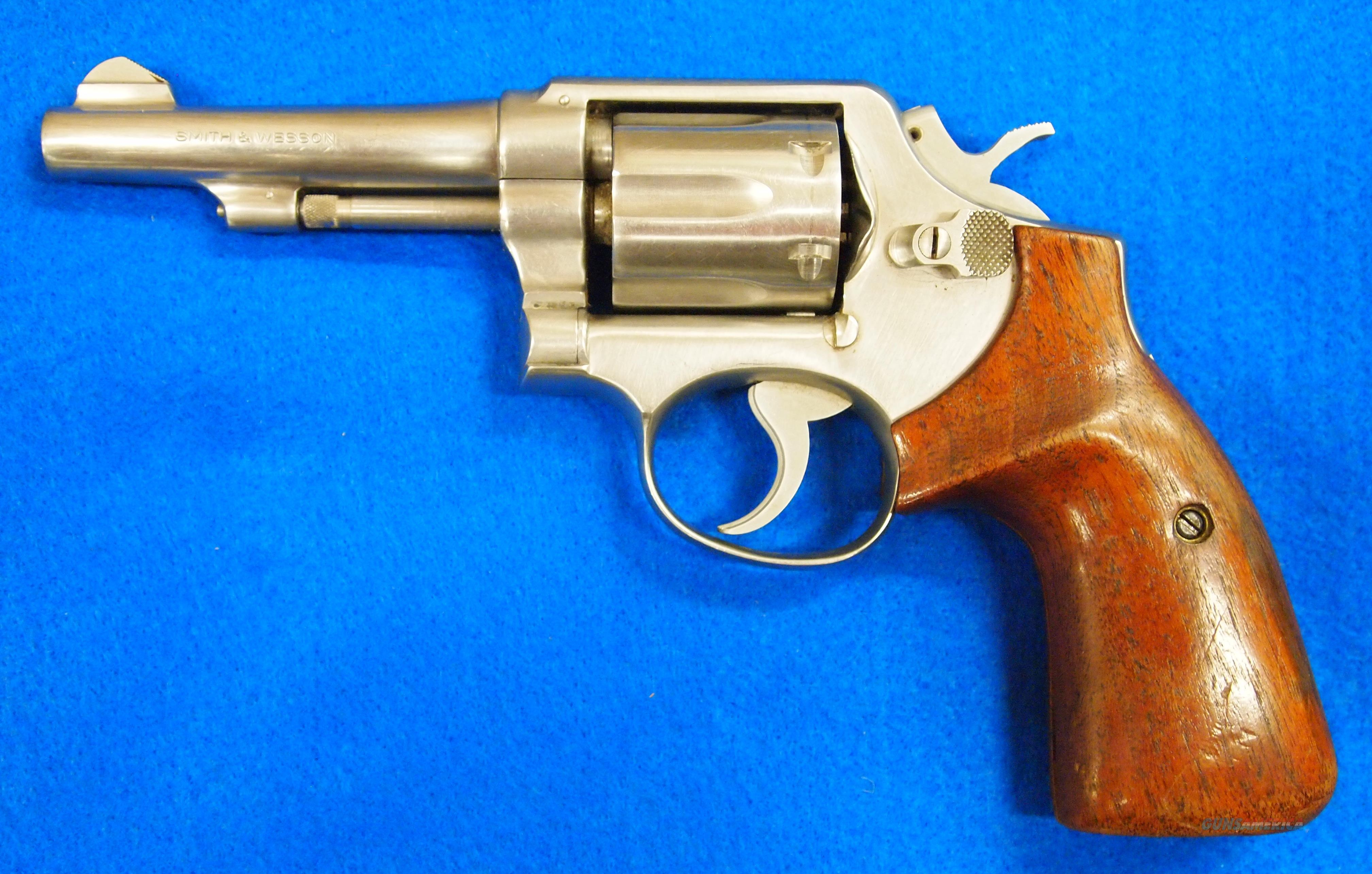 S&W MODEL 64 38 SPL.  Guns > Pistols > Smith & Wesson Revolvers > Model 10