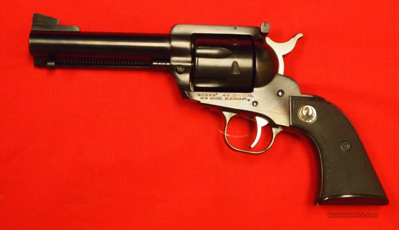 Ruger Blackhawk .44 Special  Guns > Pistols > Ruger Single Action Revolvers > Blackhawk Type
