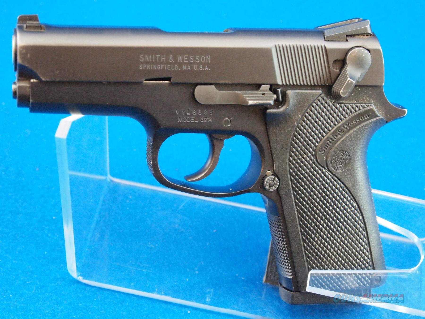 Smith & Wesson 3914    9MMm  Guns > Pistols > Smith & Wesson Pistols - Autos > Alloy Frame