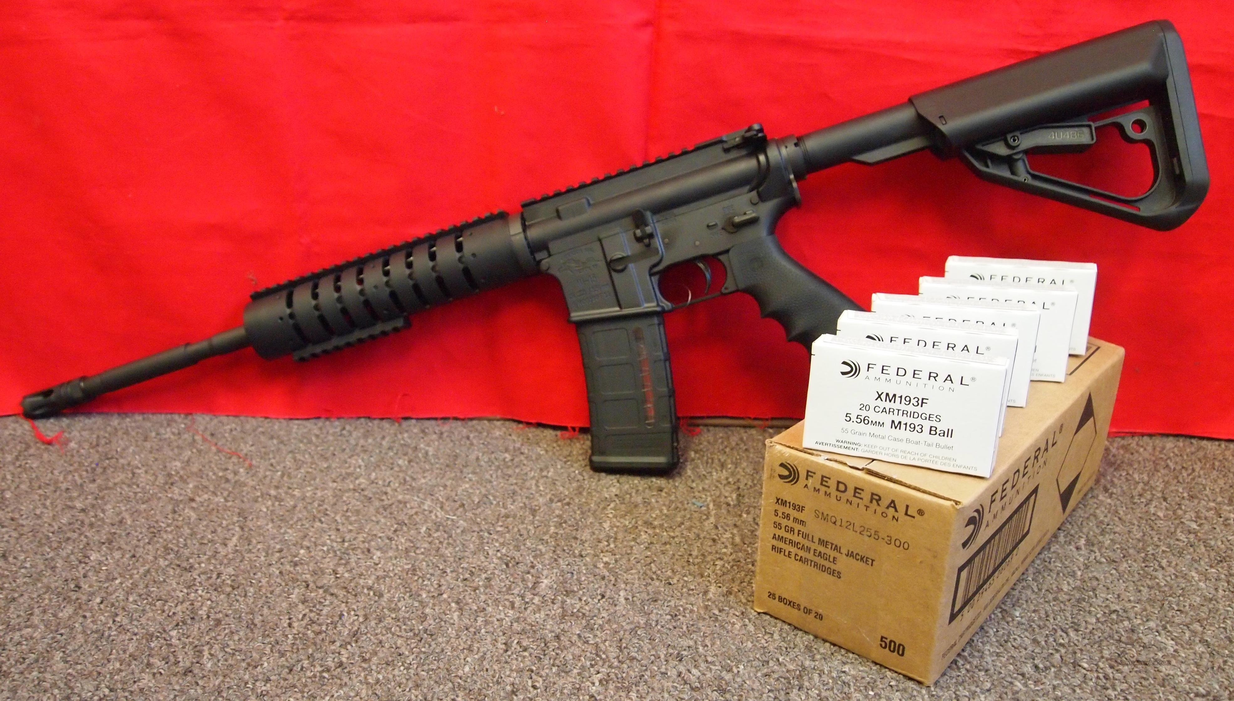 Anderson Arms AM-15 w/AMMO  Guns > Rifles > AR-15 Rifles - Small Manufacturers > Complete Rifle