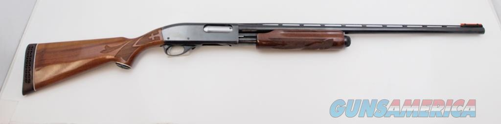 Remington 870 WingMaster 12 GA  Guns > Shotguns > Remington Shotguns  > Pump > Hunting
