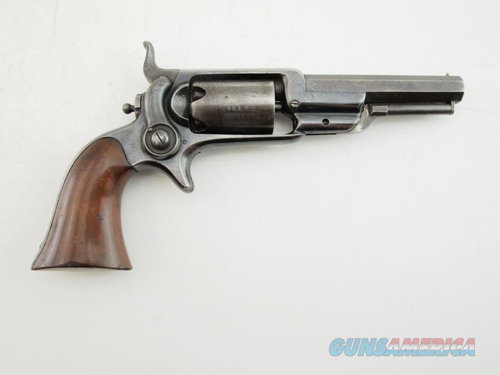 Colt 1855 Sidehammer MFG 1855 .28 Percussion  Guns > Pistols > Colt Percussion Revolver - Pre-1899