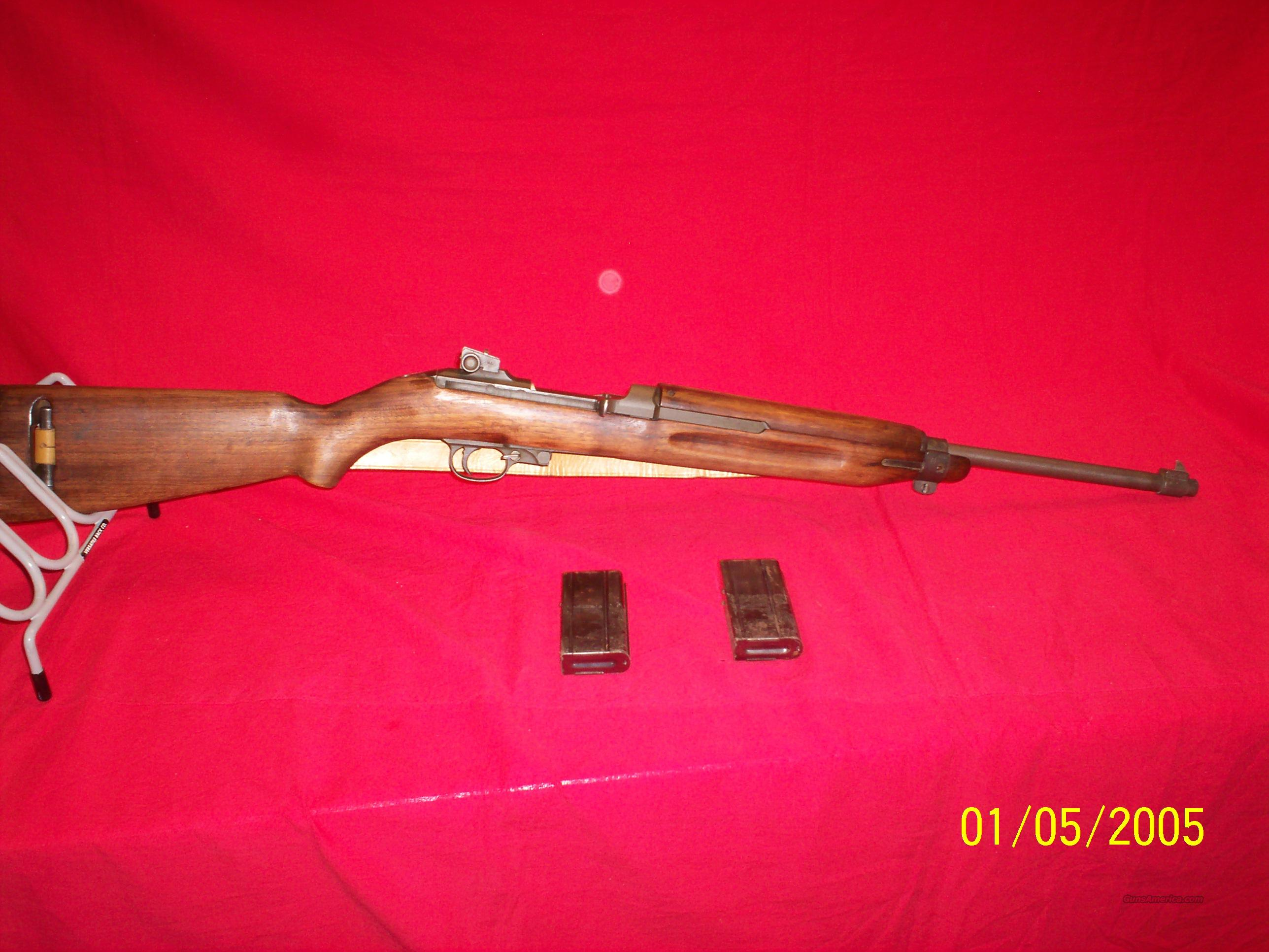 STANDARD PRODUCTS 30M1  Guns > Rifles > Military Misc. Rifles US > M1 Carbine