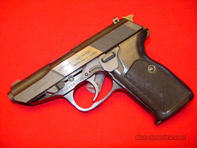 WALTHER/INTERARMS  Guns > Pistols > Walther Pistols > Post WWII > Large Frame Autos