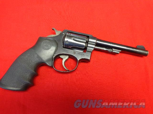 S & W 38 MILITARY AND POLICE 4TH CHANGE   Guns > Pistols > Smith & Wesson Revolvers > Pre-1945