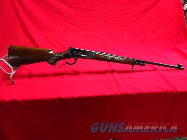 WINCHESTER 71 DELUXE IN 348 WIN  Guns > Rifles > Winchester Rifles - Modern Lever > Other Lever > Pre-64