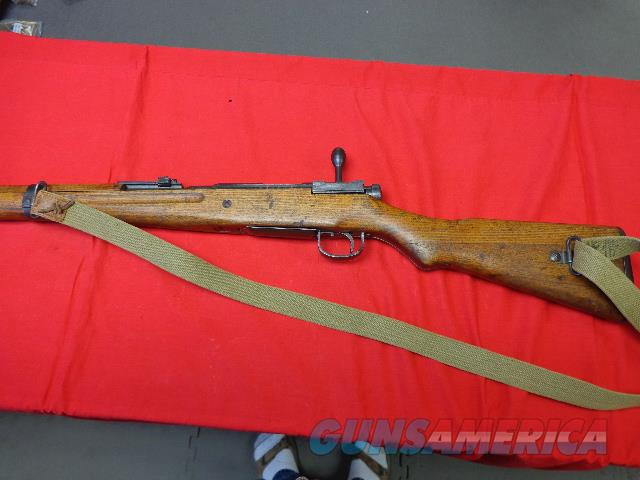 JAPANESE TYPE 99 IN 7.7 X58 ARISAKA  Guns > Rifles > Military Misc. Rifles Non-US > Other
