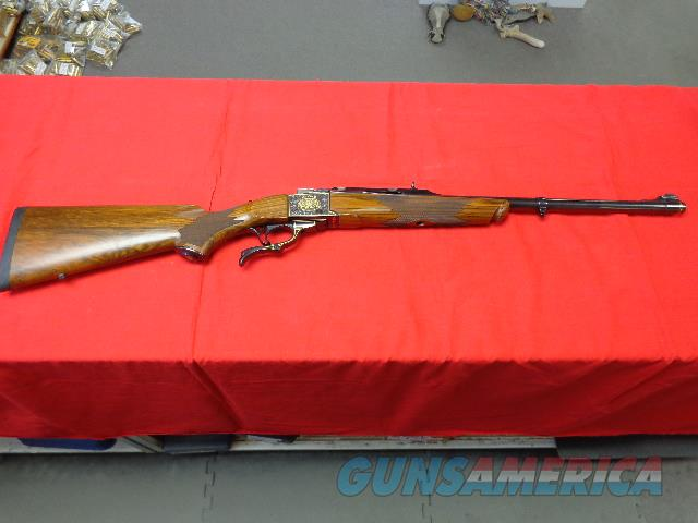 RUGER #1 IN 45 - 70 , 50TH ANNIVERSARY  Guns > Rifles > Ruger Rifles > #1 Type