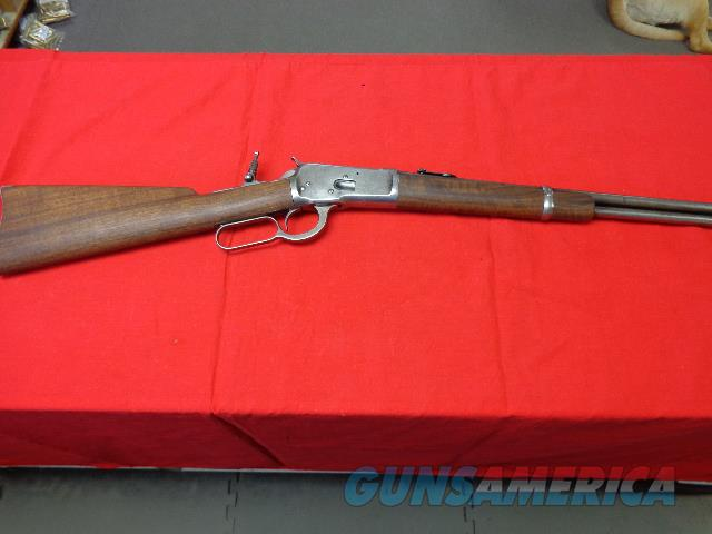 WINCHESTER 1892 SADDLE RING CARBINE IN 25 - 20 WCF  Guns > Rifles > Winchester Rifles - Modern Lever > Other Lever > Pre-64