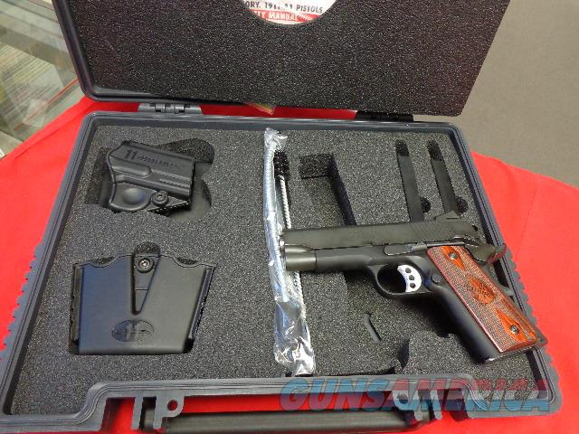 SPRINGFIELD ARMORY RANGE OFFICER COMPACT LIGHT WEIGHT IN 45ACP  Guns > Pistols > Springfield Armory Pistols > 1911 Type