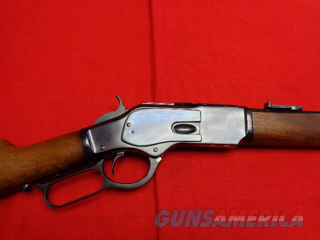 WESTERN ARMS BY UBERTI MODEL 73 CARBINE IN 44 - 40   Guns > Rifles > Uberti Rifles > Lever Action