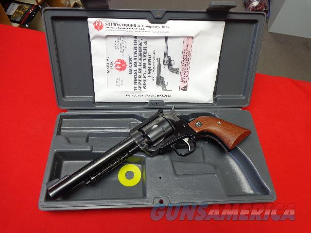 RUGER BLACKHAWK IN 41 MAGNUM  Guns > Pistols > Ruger Single Action Revolvers > Blackhawk Type
