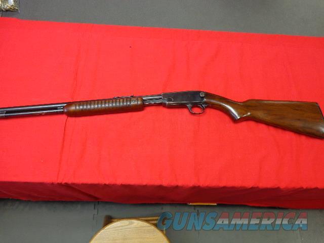 WINCHESTER MODEL 61 , 22 S , L OR LR   Guns > Rifles > Winchester Rifles - Modern Pump