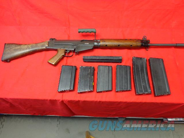ARGENTINA /IMPORTED S.A.C. SLR IN 308  Guns > Rifles > Military Misc. Rifles Non-US > Other