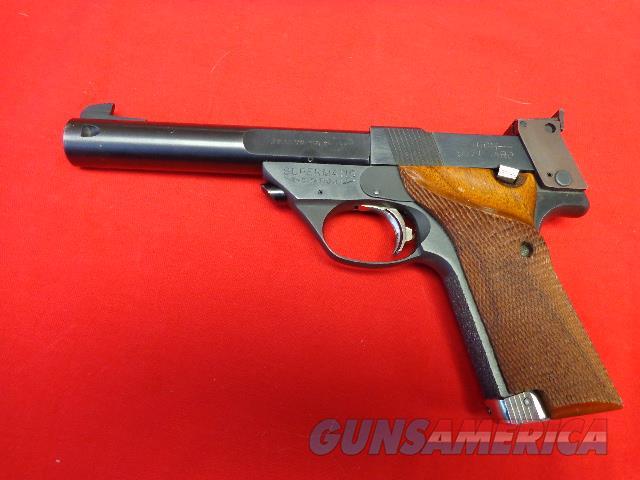 HIGH STANDARD SUPERMATIC CITATION IN 22LR  Guns > Pistols > High Standard Pistols