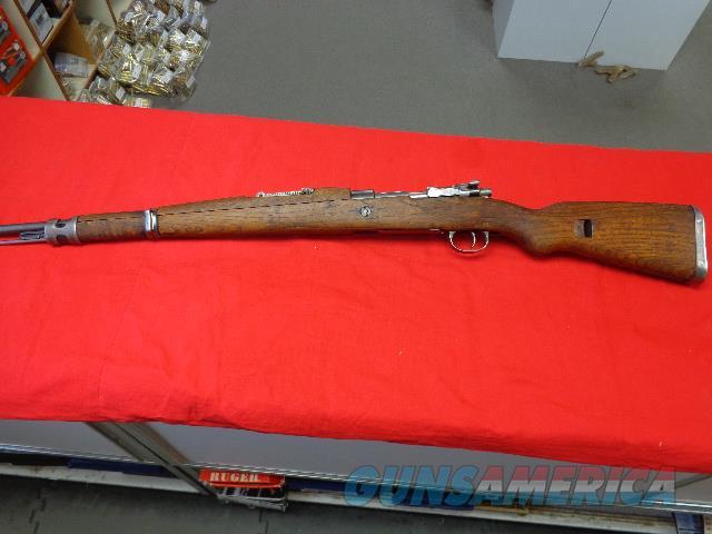 YUGOSLAVIAN M48 MAUSER IN 8 X 57   Guns > Rifles > Mauser Rifles > German