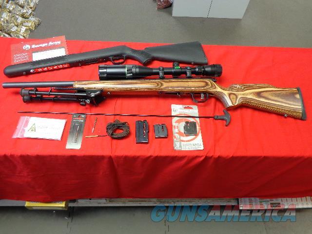 SAVAGE 93R17 IN 17 HMR CUSTOM  Guns > Rifles > Savage Rifles > Rimfire