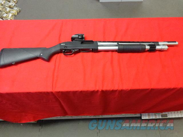 WINCHESTER SXP MARINE DEFENDER IN 12 G   Guns > Shotguns > Winchester Shotguns - Modern > Pump Action > Defense/Tactical