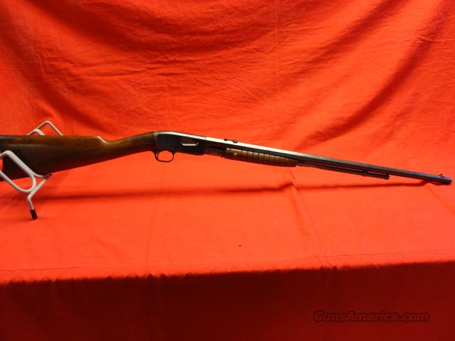 REMINGTON MODEL 12C IN 22 S,L & LR  Guns > Rifles > Remington Rifles - Modern > .22 Rimfire Models