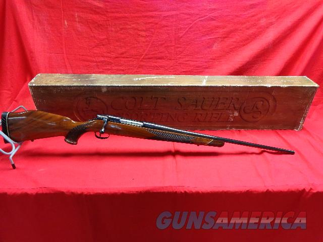 COLT SAUER RIFLE IN 30 - 06   Guns > Rifles > Colt Rifles - Non-AR15 Modern Rifles