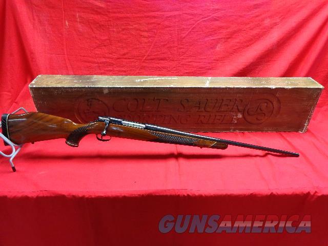 COLT SAUER RIFLE IN 30 - 06   Guns > Rifles > Colt Rifles - Non-AR15 Modern Rifles