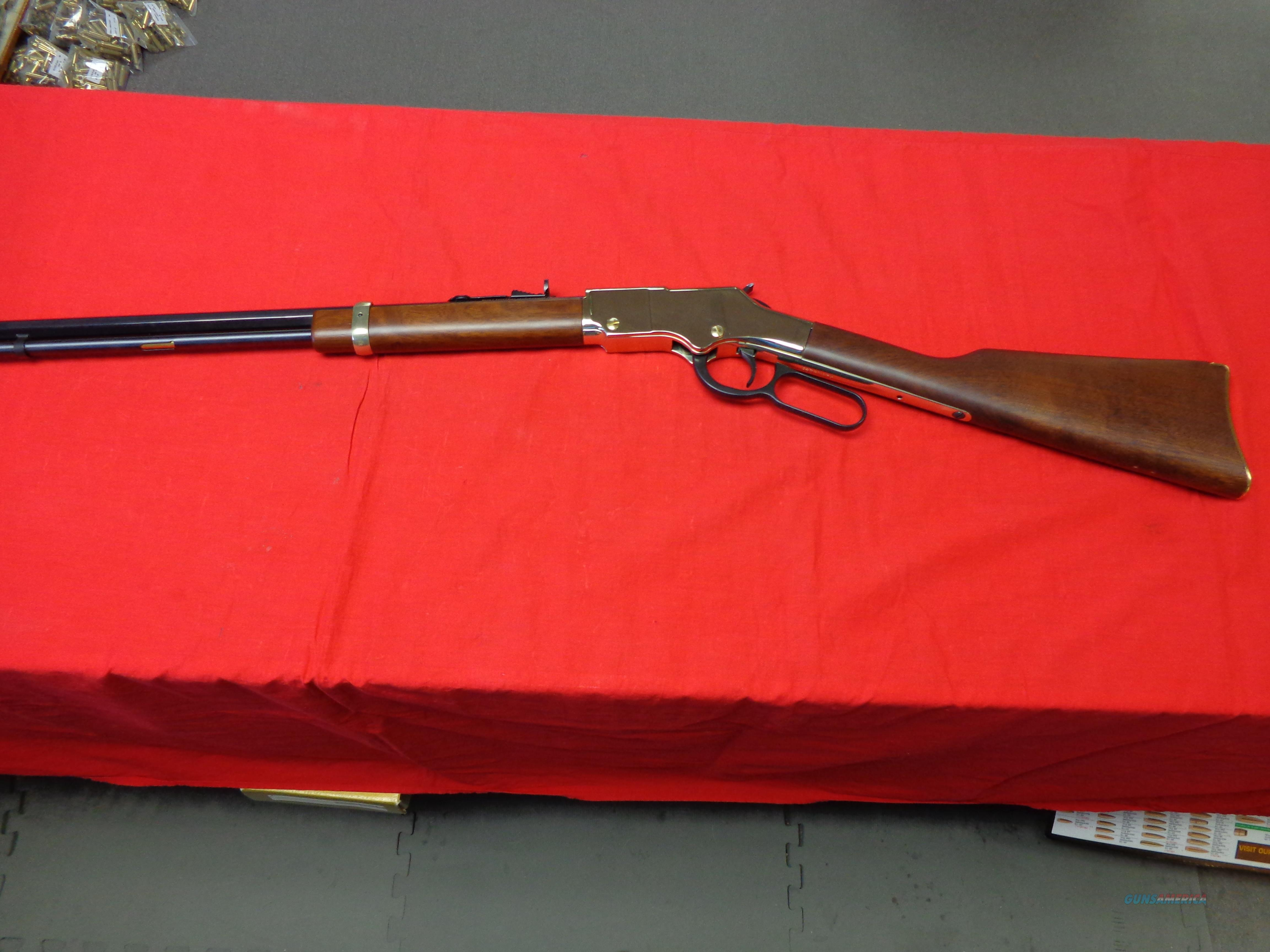 HENRY GOLDEN BOY IN 22 LR  Guns > Rifles > Henry Rifle Company