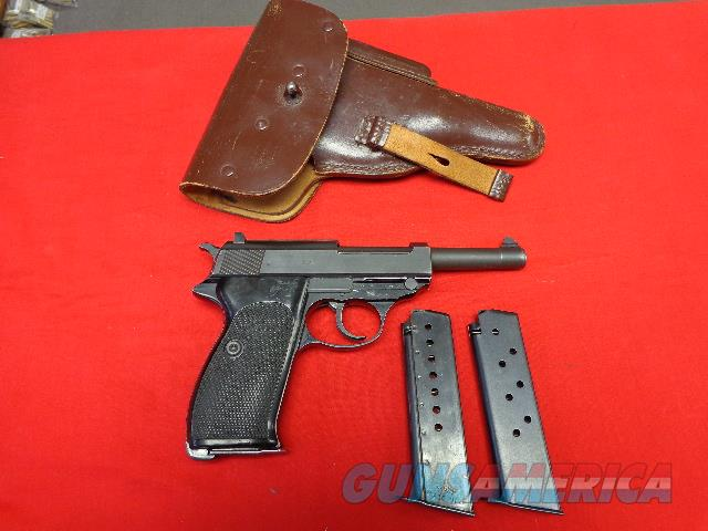 WALTHER P38 INTERARM IMPORT  Guns > Pistols > Walther Pistols > Post WWII > P38
