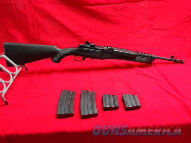 RUGER MINI 14 RANCH RIFLE IN 223  Guns > Rifles > Ruger Rifles > Mini-14 Type