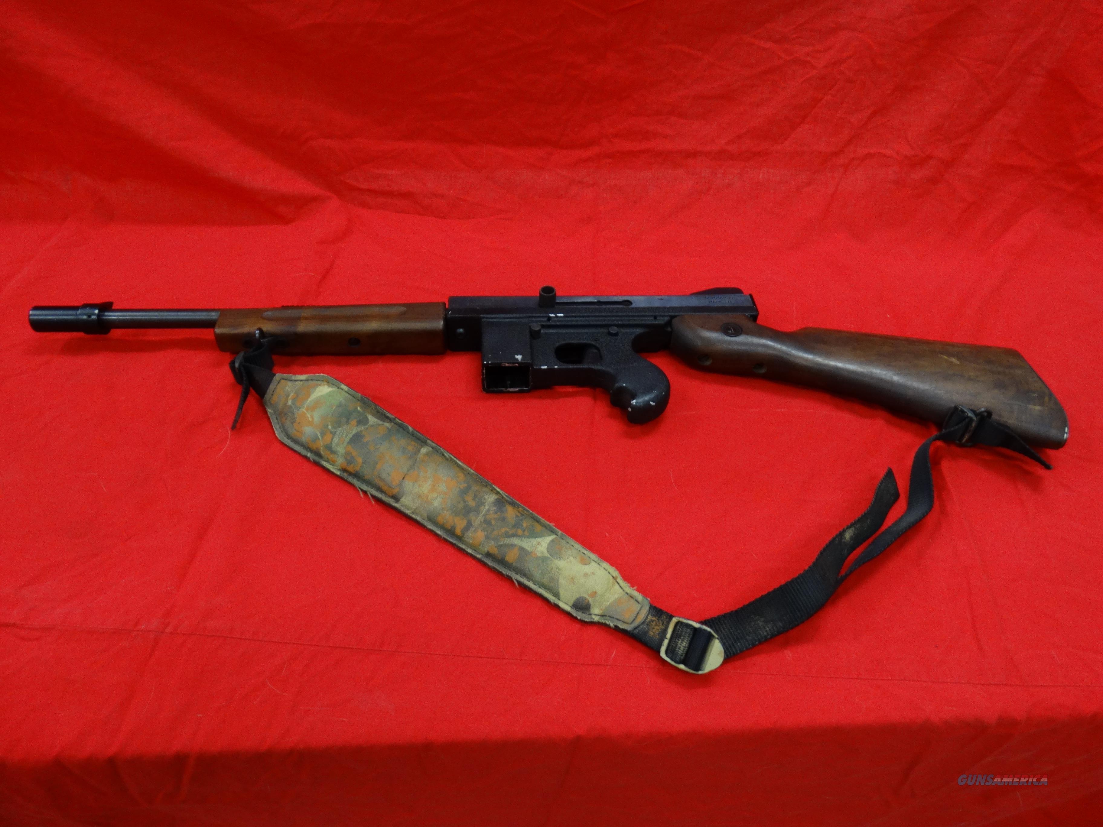 volunteer ent comando mk iii in 45 acp  Guns > Rifles > V Misc Rifles