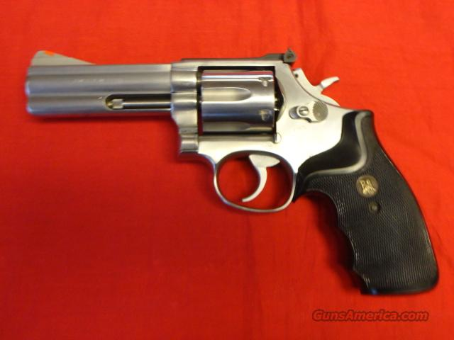 "S&W 686 4"" 357 MAG STAINLESS  Guns > Pistols > Smith & Wesson Revolvers > Full Frame Revolver"