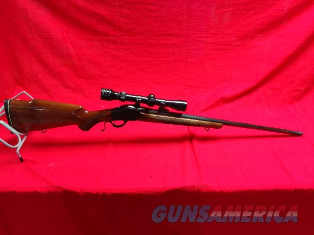 BROWNING B-78 IN 30 - 06   Guns > Rifles > Browning Rifles > Single Shot