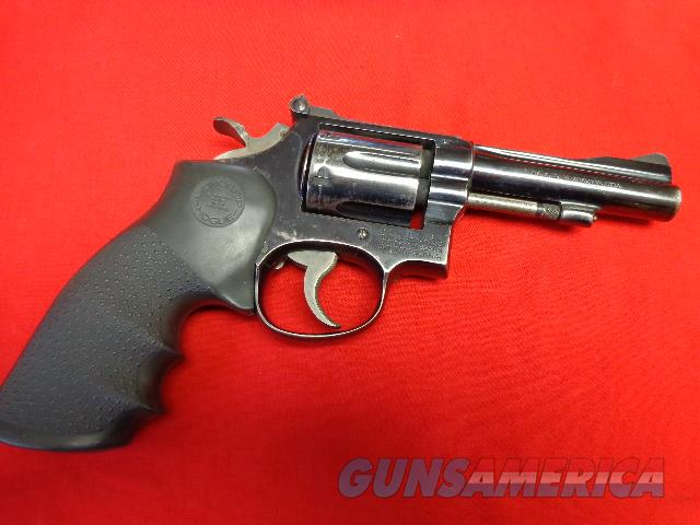 S & W MODEL 15 - 1 IN 38 SPECIAL  Guns > Pistols > Smith & Wesson Revolvers > Med. Frame ( K/L )