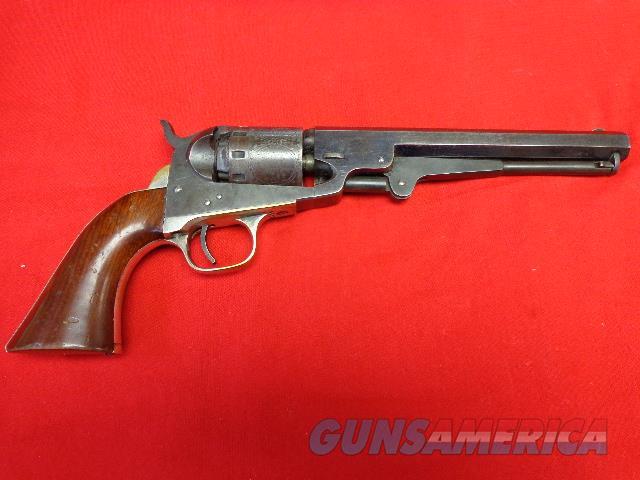 MANHATTAN ARMS - NAVY MODEL SERIES IV 36 CAL  Guns > Pistols > Antique (Pre-1899) Pistols - Perc. Misc.