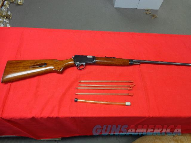 WINCHESTER 63 IN 22 LR, TAKEDOWN  Guns > Rifles > Winchester Rifles - Modern Bolt/Auto/Single > Autoloaders