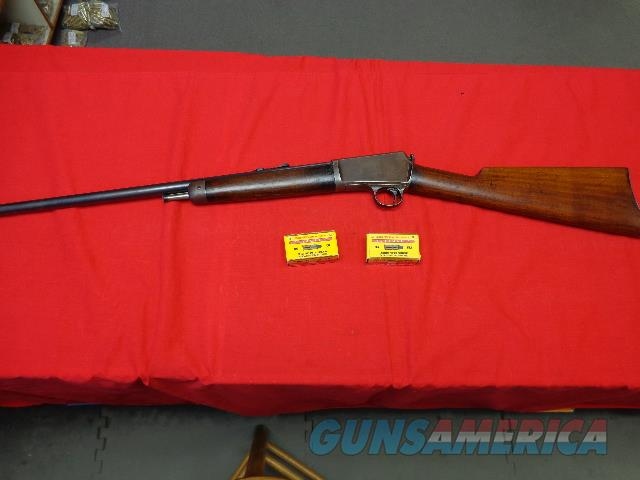WINCHESTER 1903 IN 22 AUTOMATIC   Guns > Rifles > Winchester Rifles - Modern Bolt/Auto/Single > Autoloaders