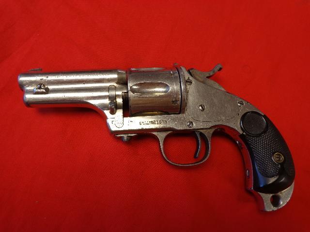 MERWIN & HULBERT POCKET ARMY IN 44-40  Guns > Pistols > Merwin & Hulbert Revolvers