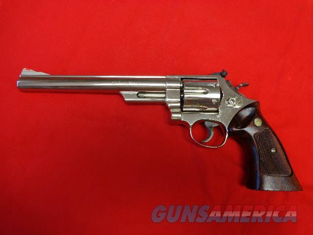 S & W MODEL 29 - 2 , 44 MAG , NICKEL  Guns > Pistols > Smith & Wesson Revolvers > Full Frame Revolver