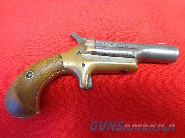COLT 3RD MODEL THUER DERRINGERIN 41 RIMFIRE  Guns > Pistols > Derringer Pre-1899