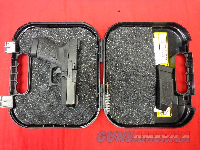 GLOCK MODEL 36 IN 45 ACP WITH TFO SIGHTS  Guns > Pistols > Glock Pistols > 29/30/36