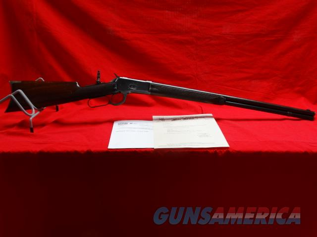 WINCHESTER 1892 IN 38 WCF MFG IN 1892   Guns > Rifles > Winchester Rifles - Pre-1899 Lever