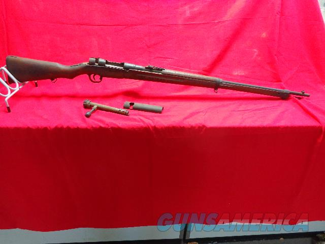 JAPANESE TYPE 38 TRAINING RIFLE , SMOOTH BORE , 6.5  Guns > Rifles > Military Misc. Rifles Non-US > Other