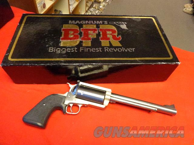 MAGNUM RESEARCH BFR 45COLT /410 G  Guns > Pistols > Magnum Research Pistols